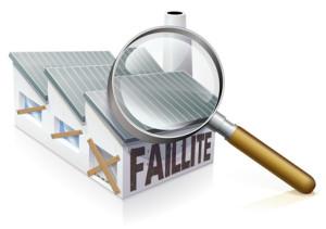 La présentation des faillites dans l'information pré-contractuelle obligatoire aux Etats-Unis